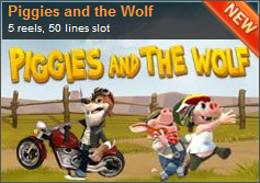 Piggies and Wolf