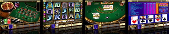 Top Casino Games